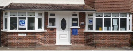 Ewell Veterinary Centre Practice Front